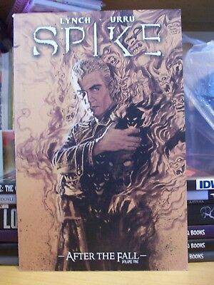Spike After the Fall Vol 1 IDW Graphic Novel Buffy the Vampire Slayer Spin Off