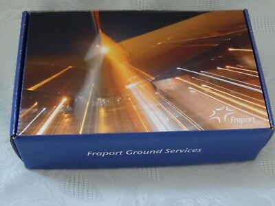 Fraport Ground Services - Mocca Tassenset