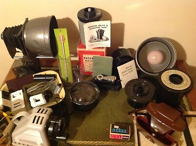 35mm Photo Film Including Camera Processing Kit & War Exposure Guide
