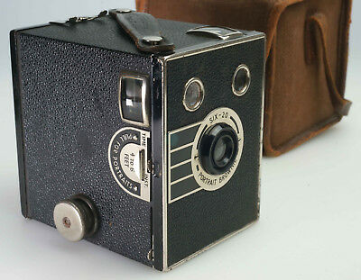 Kodak Portrait Brownie box camera