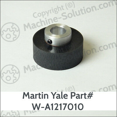 W-A1217010 Feed Wheel Assembly for Martin Yale 1217 Folding Machine (Pack of 2)