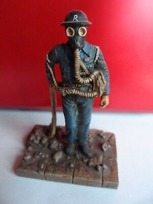 Corgi figure WW2 London Fireman 1942