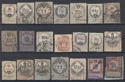 AUSTRIA mix of old revenues , used