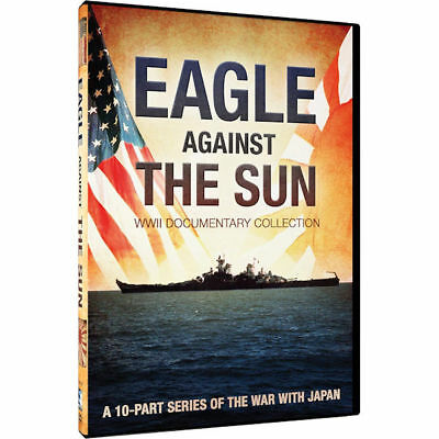 Eagle Against The Sun - WWII Documentary Series DVD