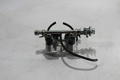 Honda Silver Wing 600 Throttle Body Bodies Fuel Injector: 16450-mca-013