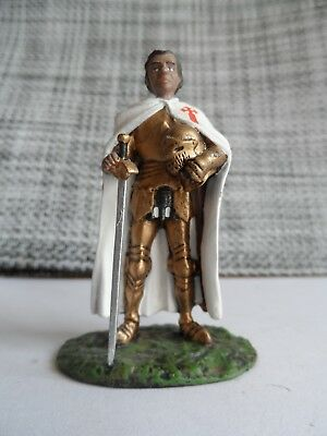 Knight in Armour Metal Figure