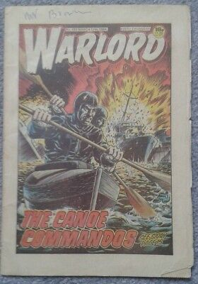 WARLORD Comic No. 495 - March 17th, 1984