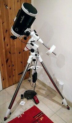 Skywatcher Skymax-150 Pro Maksutov Cassegrain with EQ5 mount and extras