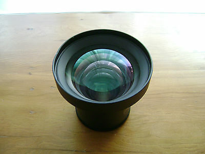 JVC PROJECTION LENS GL-M2910 GL-M2910G  f19mm 1:3.6  LC41070-003A PROJECTOR