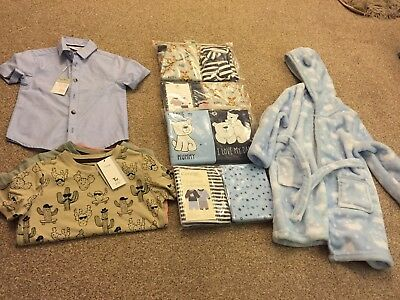 12-18 Month Boys Bundle New With Tags. *Ideal Christmas present *