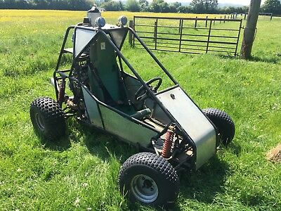 Awesome Off road Buggy - 600cc Bike engine!