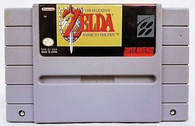 The Legend of Zelda: A Link to the Past Super Nintendo Entertainment System 1992