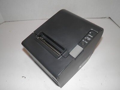Epson M129H TM-T88IV Thermal POS Receipt Printer Serial Printer No Power supply