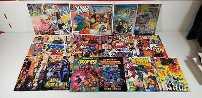 X-Men: Age of Apocalypse Complete set of 52, Legion Quest, 10 Year Ann,  VF/NM