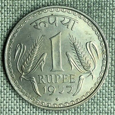 India-Republic Rupee, 1977 (B) - 01703