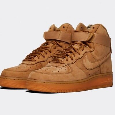 new products 3aa4b 19487 Nike Air Force 1 High WB LV8 - Wheat Brown   Flax Gum - Men s 7