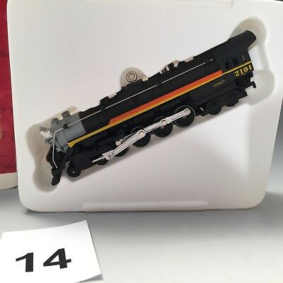Hallmark Keepsake Lionel train ornament, Chess Steam Special Locomotive, 2001