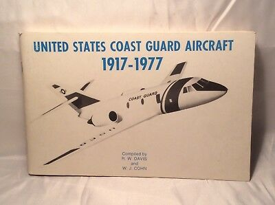 United States Coast Guard Aircraft 1917-1977 Airplane History Pictorial USA USCG