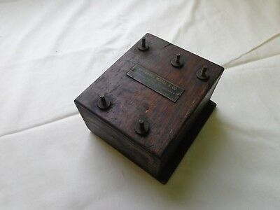 Vintage Fairbanks Morse Induction Coil