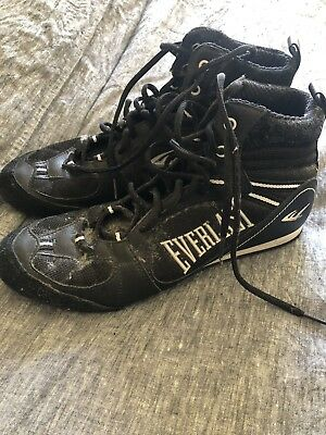 Everlast Boxing Shoes Size 11