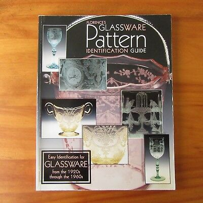 Florences Glassware Pattern Identification Guide Vol. I