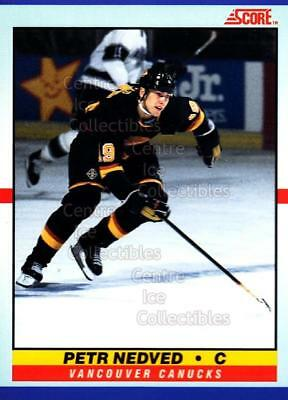 1990-91 Score Young Superstars #37 Petr Nedved