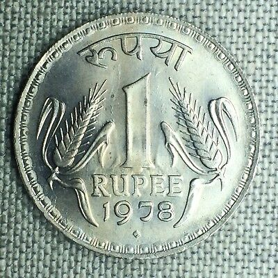 India-Republic Rupee, 1978 B - 0501