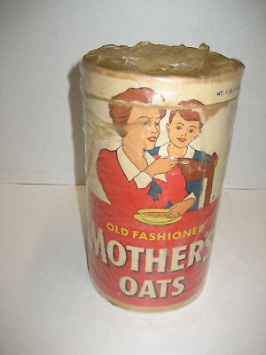 Vintage box of Mother's Oats by The Quaker Oats Company box in good shape