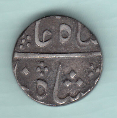 Bombay Presidency British India Extremely RARE Silver Rupee Coin E.I.C Issue J10