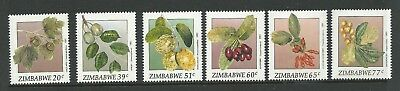 1991 Wild Fruits Set of 6 stamps Complete  MUH Value Here