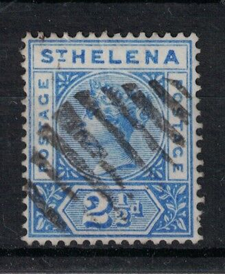 ST. HELENA, QUEEN VICTORIA, SG 50, 2 1/2d, USED.