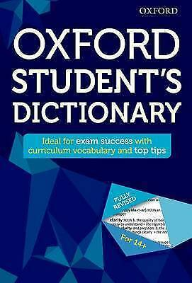 Oxford Student's Dictionary by Oxford Dictionaries (Mixed media product, 2016)