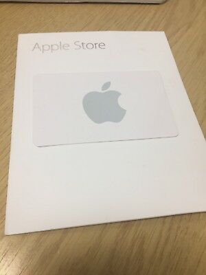 Apple store gift card- £214 (GBP)