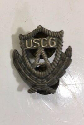 Vintage USCG Auxiliary Past Officer Device