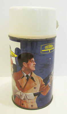 Secret Agent 1968 Thermos Bottle For Metal Lunchbox Lunch Box King-Seeley Co.
