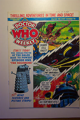 Doctor Who Weekly Issue #33 28Th May 1980