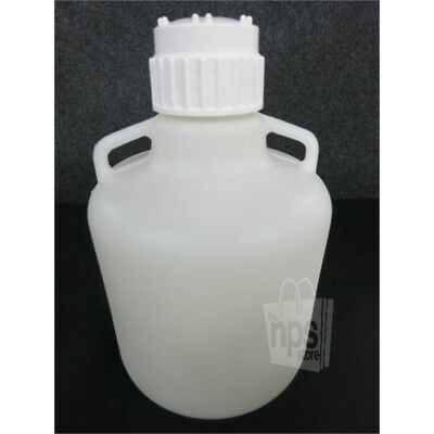 Thermo Scientific 2097-0020 Fluorinated Carboy, FLPE, 10L