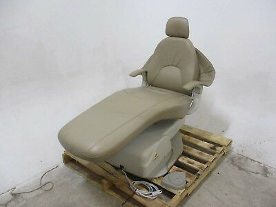 Quality Marus NuStar Dental Chair for Operatory Patient Exams  Fully Tested