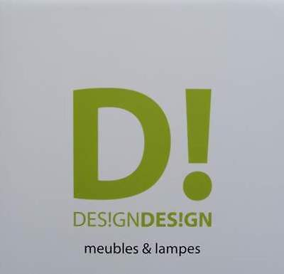 FRENCH BOOK : design furniture & lighting (Oscar Tusquets,David Abad,Ingo Maurer