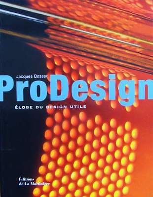 FRENCH BOOK : DESIGN (ProDesign)