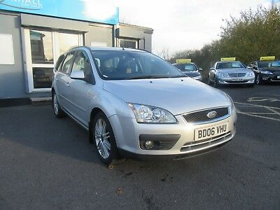 2006 Ford Focus 1.8 TDCi Titanium Estate