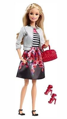 Barbie Style Doll Fashion Details 100+ Poses W/ Rooted Eyelashes Flats To Heels