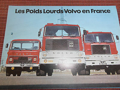 CATALOGUE CAMION VOLVO  ( ref 48 )