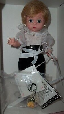"""Madame Alexander RARE Tanya 8"""" Doll Limited Edition with Box Complete 522/550"""