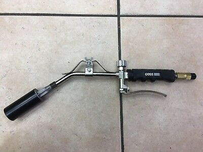 GOSS ROOFING TORCH Brand New
