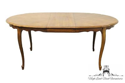 STANLEY FURNITURE Fleur de Bois Country French Oval Dining Table 80-11-32