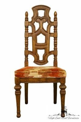 STANLEY FURNITURE Jacobean Style Dining Side Chair 02140-0120