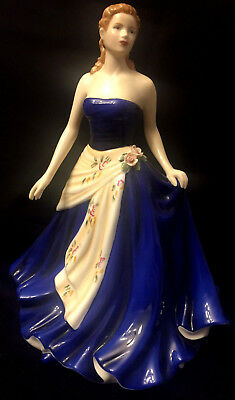 Royal Doulton Olivia Figure Of The Year 2008 Hn 5114 Pretty Ladies Collection