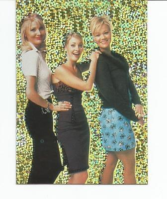 Sabrina The Teenage Witch Prism Chase Trading Card S-2