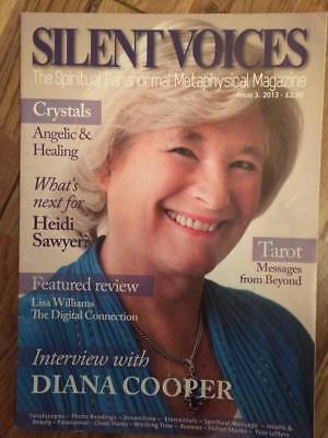 Silent Voices The Spiritual Paranormal Metaphysical Magazine Issue 3 2013